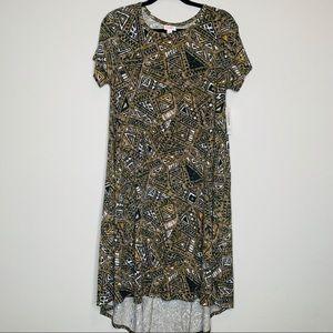 Lularoe Carly dress size Medium NWT